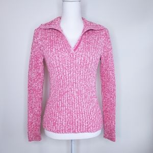 Tommy Hilfiger small pink sweater